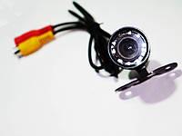 Камера заднего вида LM-700T с ИК подсветкой. Универсальная, цветная. Хорошее качество. Над номер. Код: КДН1540
