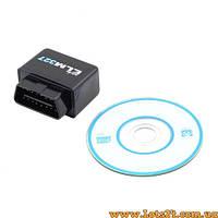 Автосканер ELM327 v1.5 OBD2 OBDII Bluetooth + программы