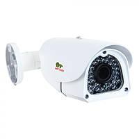 Наружная вариофокальная камера IPO-VF2RP POE  v2.0