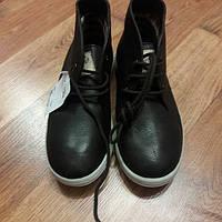 Ботинки кожанные для мальчиков