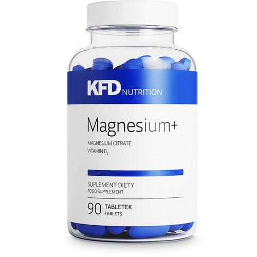 KFD Nutrition  Magnez + vit B6 - 120 табл. магний та витамин B6 - Укратлет(ukratlet.com) в Львове