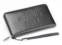 Клатч Hermes Wallet4-2646 черный