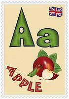 Азбука англійська (English alphabet)