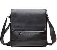 Мужская сумка через плечо TIDING BAG M5832-1A черная