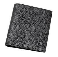 Мужской бумажник HERMES H-938 черный
