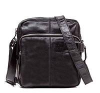 Мужская сумка через плечо TIDING BAG 6012A черная