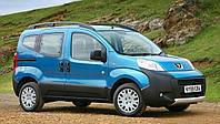 Защита  двигателя и КПП Пежо Бипер тепе бензин / Peugeot Bipper Tepee (2007-)