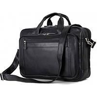 Мужская сумка Tiding Bag 7367A черная