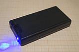 Лупа складная 2.5х+45х-кратная с двойной подсветкой + ультрафиолет, фото 6