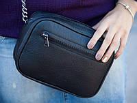 Женская сумка Tefia P-03-Black черная