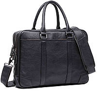 Мужская сумка TIDING BAG X1814 черная