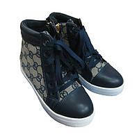 Стильные демисезонные ботинки для девочки