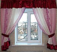 Комплект плотных штор 1,7мх2,7м. е222