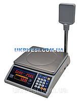 Весы торговые ВТЕ-Центровес-30Т2-ДВ-(СВ)