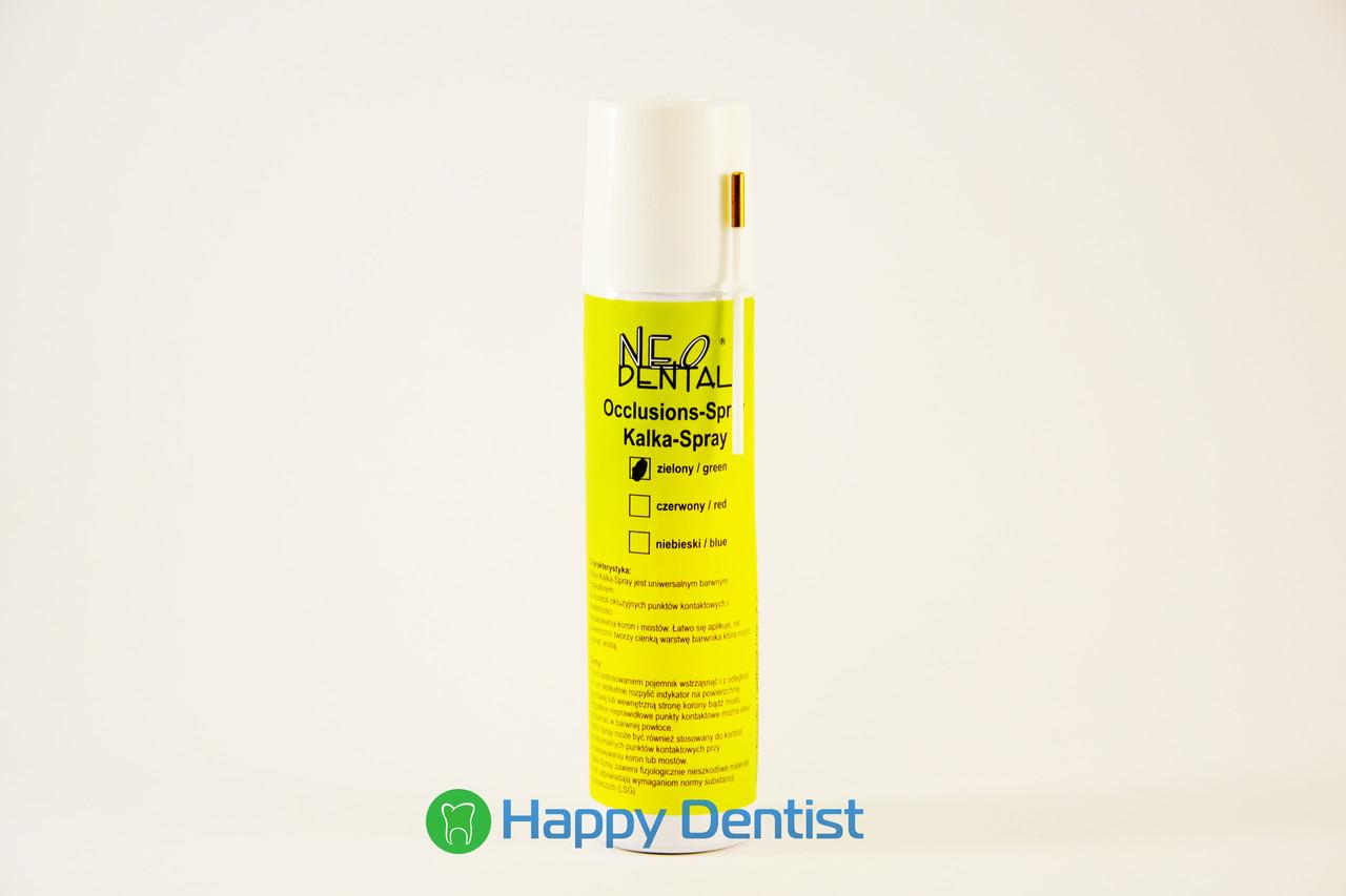 NeoDental (Неодентал) артикуляционный спрей (окклюзионный)