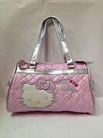 Сумка детская Hello Kitty розовая