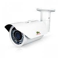 Наружная варифокальная камера с автофокусом IPO-VF2MP WDR POE