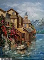 Картины художников. Пейзажи на холсте