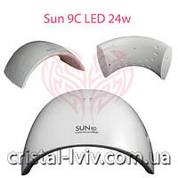 Лампа Cristal Sun9c LED 24w + 1 гель лак в подарок!