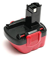 Аккумулятор PowerPlant для шуруповертов и электроинструментов BOSCH GD-BOS-12(A) 12V 1.5Ah NICD