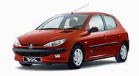 Защита  двигателя и КПП Пежо 206 / Peugeot 206 (1998-2005)