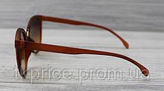 Женские матовые солнцезащитные очки 16160, фото 3