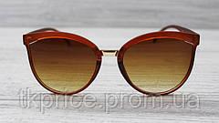 Женские матовые солнцезащитные очки 16160, фото 2