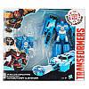Transformers - Трансформер (Роботы под прикрытием: Миникон Деплойерс Автобот Дрифт и Джетсторм Blizzard Strike, фото 5