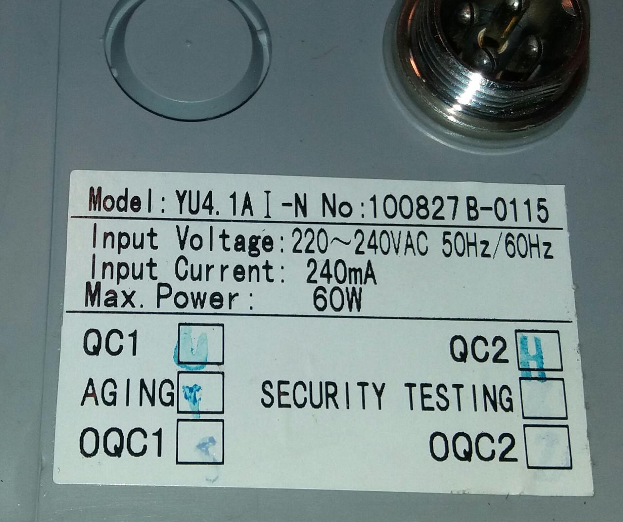 Блок управления для гидромассажной ванны Appollo YU4.1A I-N