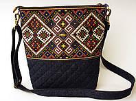 Женская стеганная сумочка Ивано-Франковск