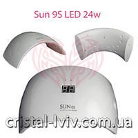 Лампа Sun9s LED 24w. Гарантия 6 мес.