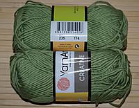 YarnArt Creative - 235 зеленый