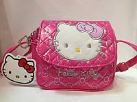 Сумка детская Hello Kitty белая