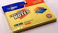 _Бумага с липким слоем YZW305 76x127 (100 листов)