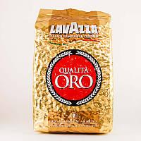 """Итальянский кофе в зернах Lavazza '' ORO """"  1 кг"""