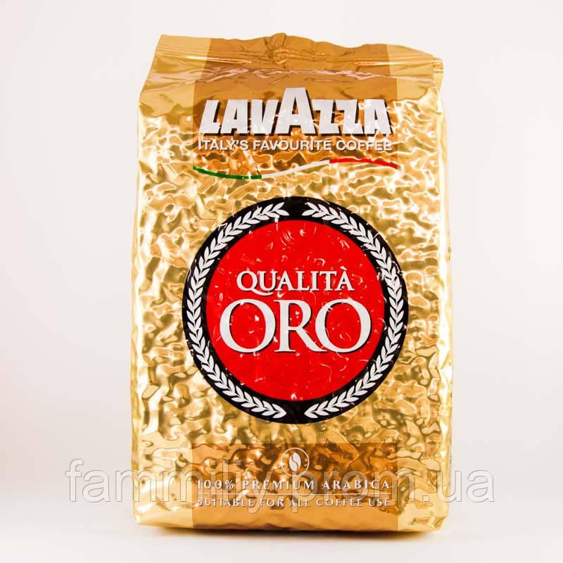 """Итальянский кофе в зернах Lavazza '' ORO """"  1 кг  - Fammiliy в Львове"""