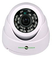 Гибридная купольная  камера GV-035-GHD-H-DII10-20 720Р