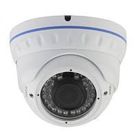 Гибридная  Антивандальная камера GV-031-GHD-E-DOS24V-30  1080p