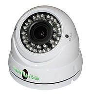 Гибридная Антивандальная камера GV-052-GHD-G-DOA20-30 1080Р