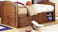 Односпальная кровать с ящиками - Эдинбург