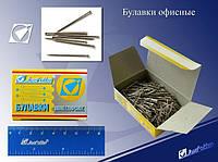"""Булавки """"Офис"""" ZH-211 (28 мм./50 гр.) никель (типа гвоздик)"""