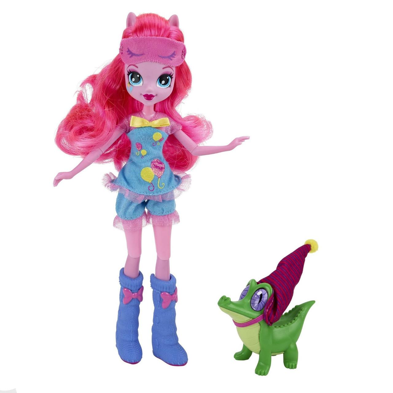 Кукла My Little Pony Пинки Пай (Pinkie Pie) с питомцем