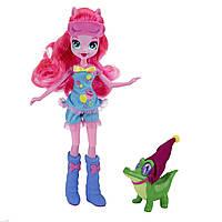 Кукла My Little Pony Пинки Пай (Pinkie Pie) с питомцем , фото 1