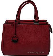 Женская  сумка на палочках