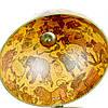 Мини бар глобус настольный GS400I, фото 8