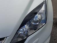 Накладки на фары Honda CR-V 2006-2012, Хонда ЦРВ