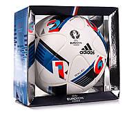 Футбольный мяч Adidas UEFA EURO 2016 OMB AC5415