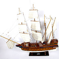 Модель парусного корабля из дерева 150 см Revenge 57586-150