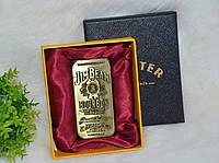 """Зажигалка """"Jim Beam"""" в подарочной упаковке."""