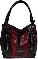 Красная лазерная мягкая сумка